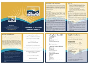 MIDLAS- Safety Plan for Victims of Domestic Violence