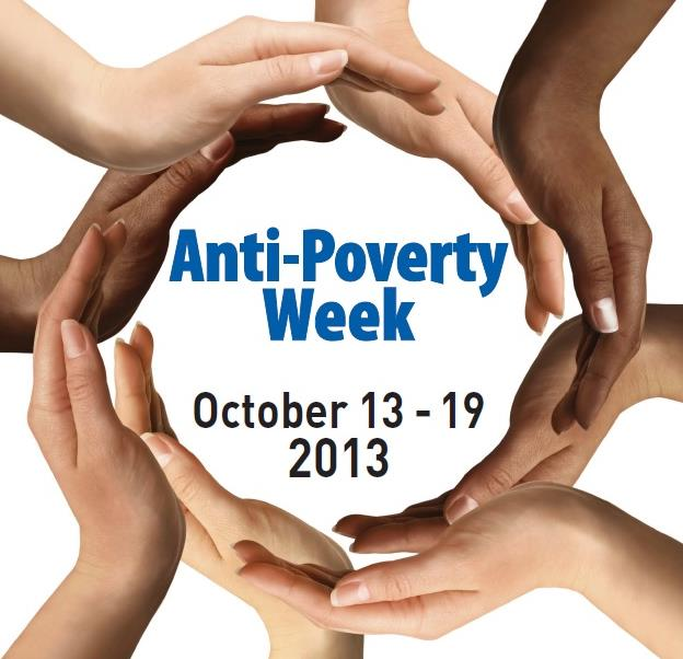 anti poverty week