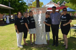 The White Ribbon Day Committee